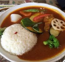 JR二日市駅前にある『小林カレー』のスープカレーがやっぱり美味い!