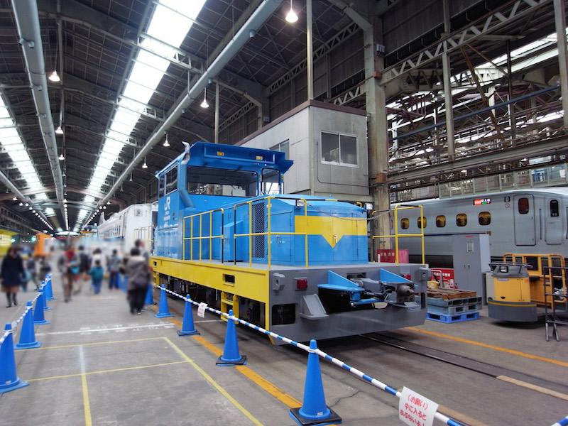 入換機関車