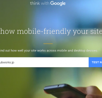Googleが「Mobile Website Speed Testing Tool」を公開したので使ってみました。
