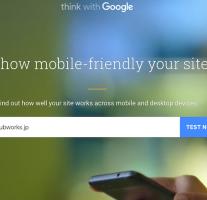 Googleが「Mobile Website Speed Testing Tool」を公開したので使ってみました。