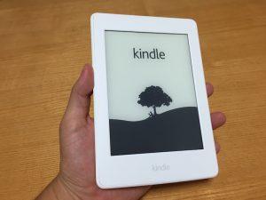 Amazon Prime Dayで買った「Kindle Paperwhite」が届いたので開封&セットアップ!