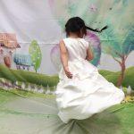 『ファンタジーキッズリゾート筑紫野』でファッションショー