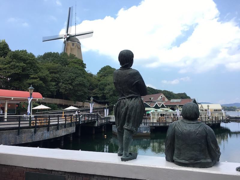 ポートホールン長崎の景観