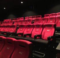 『ONE PIECE FILM GOLD』 4DXをキャナルシティで鑑賞。モーションシート揺れすぎ!