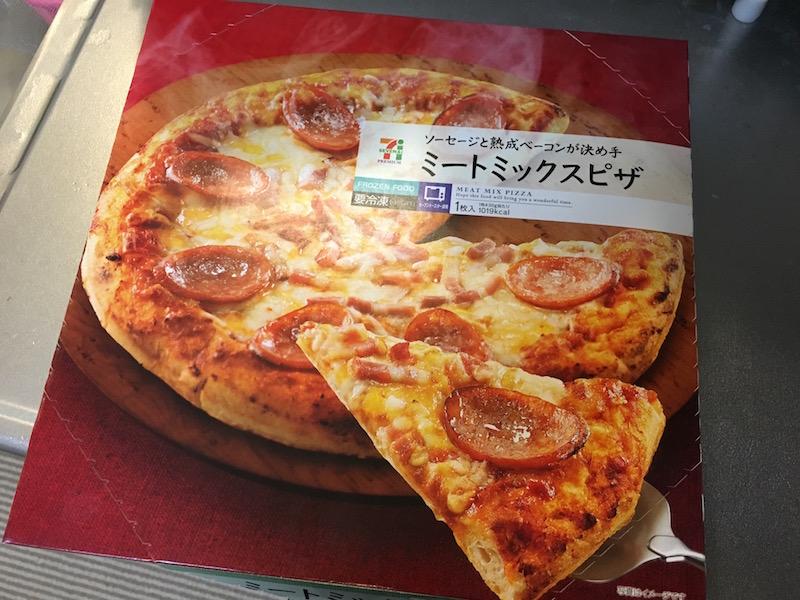 ミートミックスピザ
