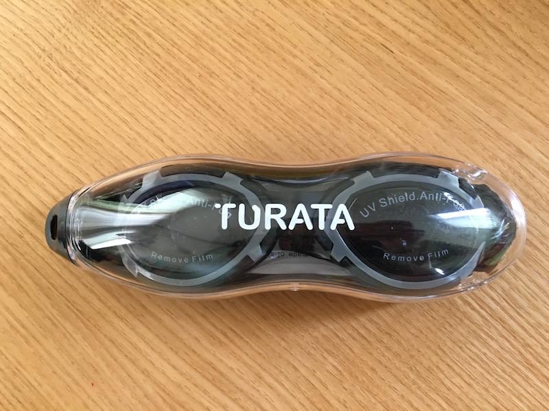 Turata水泳ゴーグル