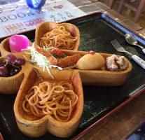 『レストランほおのき』の子どもが喜ぶ昆虫ランチは味も本格的!