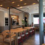 リニューアルオープンした「ミスタードーナツ 那珂川」が電源カフェになってる。