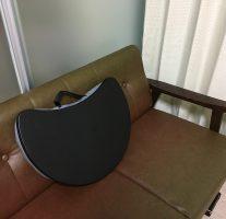 IKEA福岡新宮でラップトップサポートを購入。これでソファでのPC作業が快適になる。