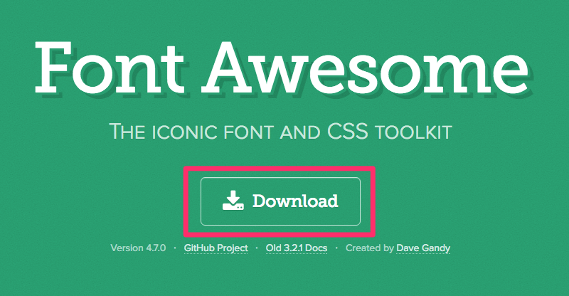 font_awesome1