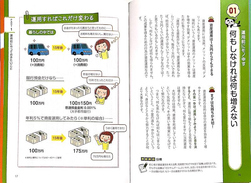 資産運用の超入門書1