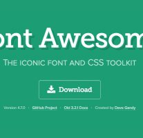 Font AwesomeのアイコンフォントをPhotoshopで使う方法