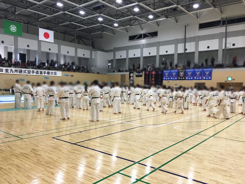 九州硬式空手道選手権大会