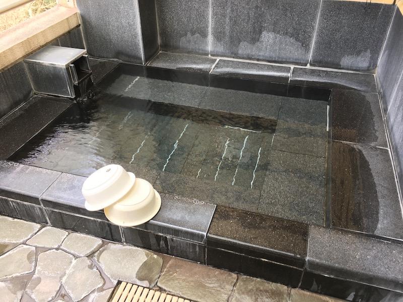 pH9.8の温泉