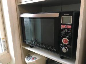 シャープ 過熱水蒸気オーブンレンジ RE-SS8B-B に買い換え。冷凍食品のあたためも自動でカンタン。