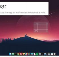 Macの無料定規アプリ『Linear』がWEB制作に最適。メニューバーに常駐して使いやすい。