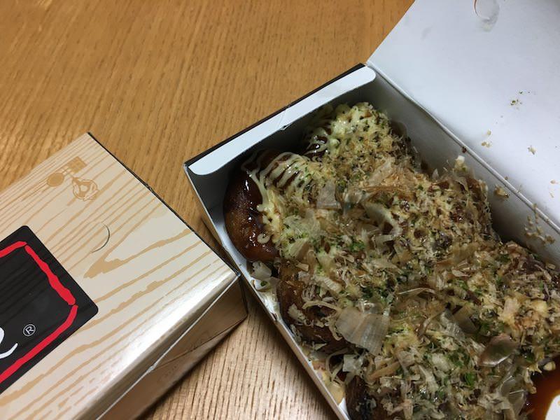 たこ焼きソース・マヨネーズ