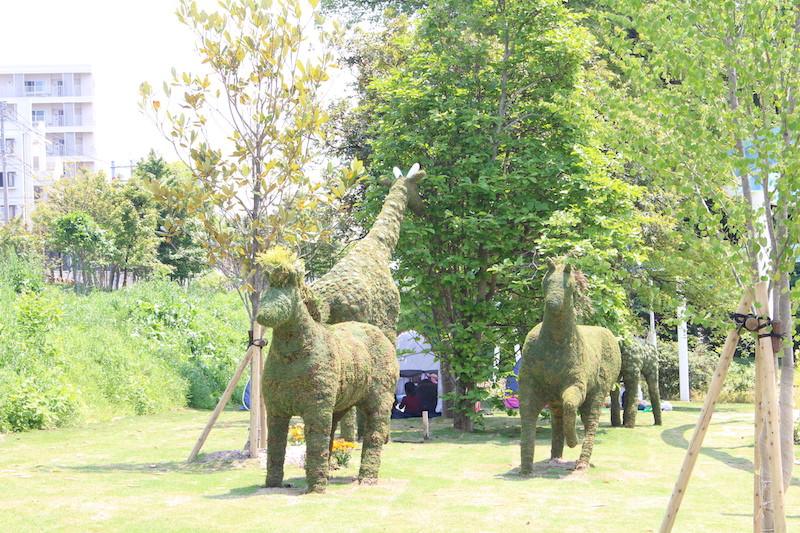緑の動物園
