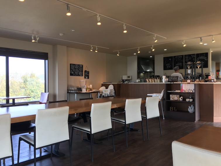 2Fのカフェ
